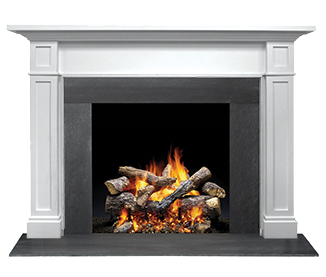 Acadia Wood Mantel