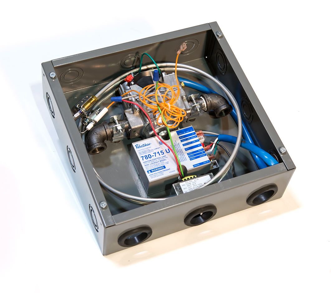 Electronic Ignition Box