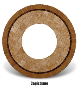Capistrano Table Top Option