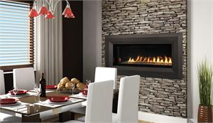 Superior FMI Lennox Luminary Linear Contemporary Luxury Fireplaces