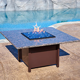 Carmel Series Outdoor Gas Fire Pits