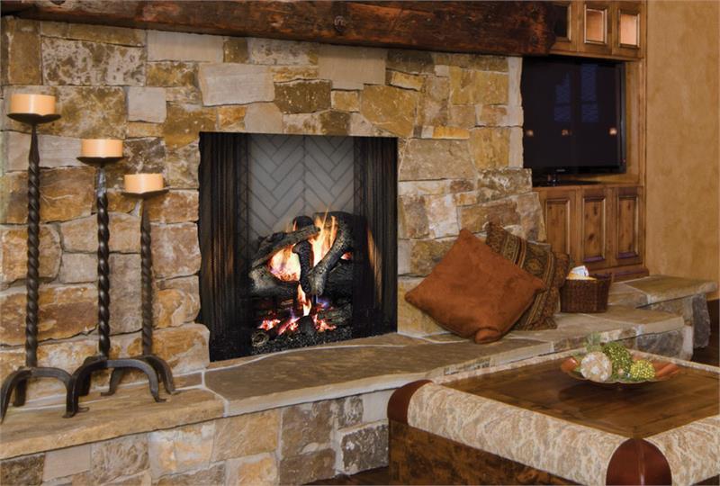 Monessen Wood Burning Ashland 42 Quot Radiant Fireplace