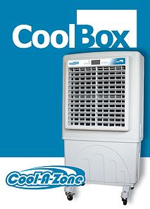 Air Conditioner Portable Cool A Zone Cool Box C100