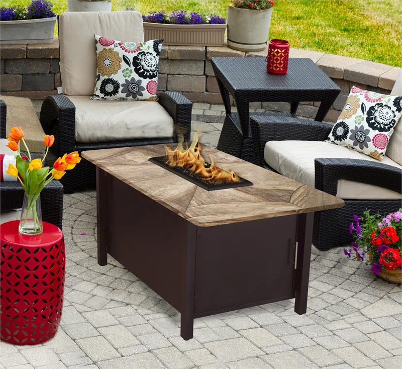 Outdoor Fire Pit Coffee Table.Outdoor Fire Pit Coffee Table Carmel Chat Height With American Fire