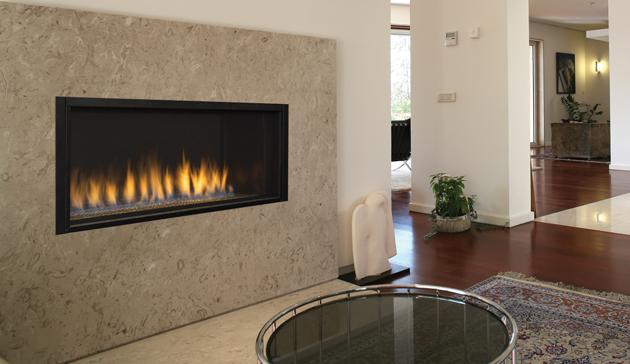 Superior Linear Direct Vent Venice Lights 43 Fireplace Drl4543 Ihp Fmi Vldv43