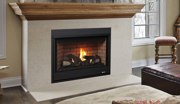 Superior Merit Series 40 Direct Vent Gas Fireplace Drt2040 Drt2000