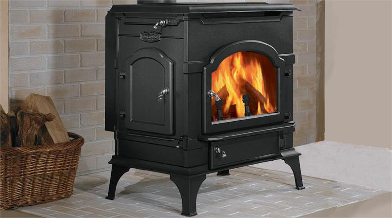 - Non Catalytic Wood Burning Dutchwest Monessen Stove 2477, 2478, 2479