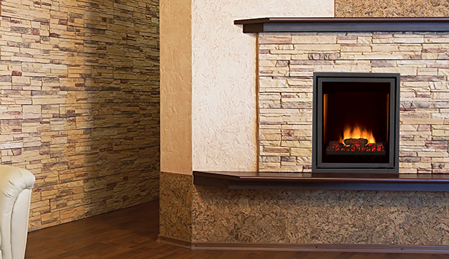 Electric Fireplace Superior 27 Radiant Pro Series Electric Fireplace Insert
