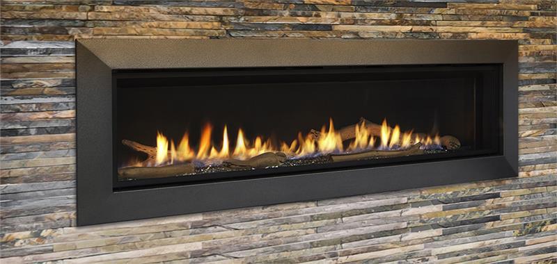 Echelon II Direct Vent 48 Majestic Gas Fireplace