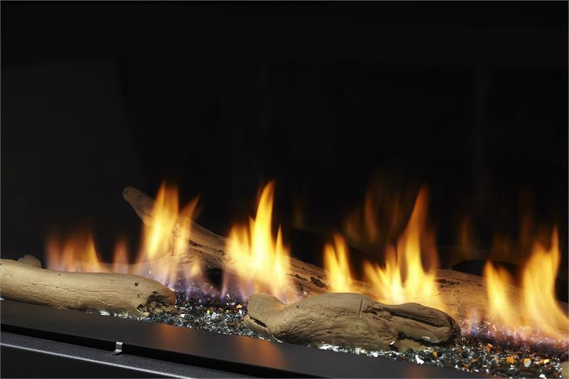 Driftwood Log Set for Echelon II Majestic Direct Vent ...