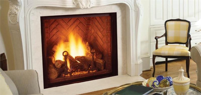 Majestic Marquis Clear View 60 Quot Direct Vent Gas Fireplace