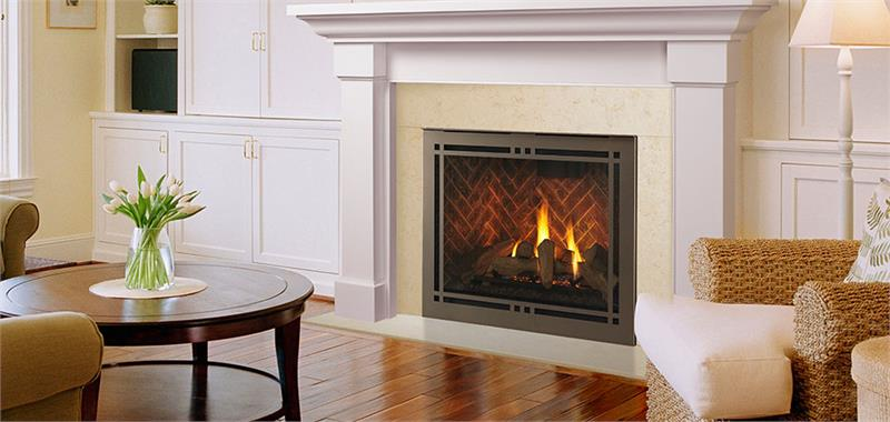 Meridian Series Majestic 42 Quot Direct Vent Gas Fireplace