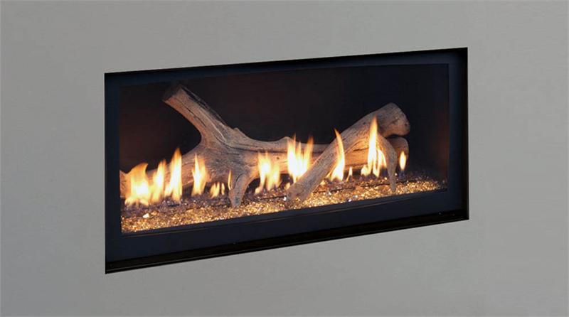 Aged Driftwood Log Sets For Monessen Serenade Fireplace