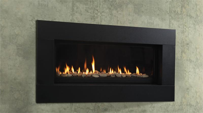 Direct Vent Echelon 60 Majestic Gas Fireplace