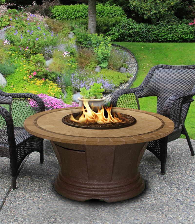 san simeon chat San simeon chat height outdoor fire pit table with american fire glass now you can give your patio the royal touch with our gorgeous san simeon fire pits the san simeon series is without a doubt one of our most preferred fire pit models, with its exquisitely designed granite tops and highly durable resin bases.