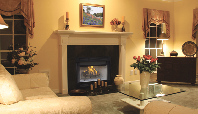 36 Wrt Wct2000 Radiant Or Circulating Merit Series Superior Wood Burning Fireplace Builders