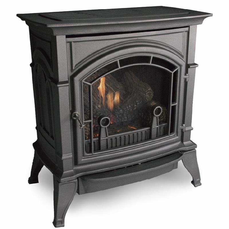cast iron vent free gas stoves monessen csvf series