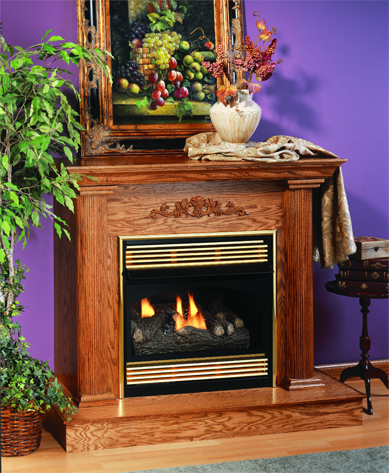 NATURAL GAS COMPACT FIREPLACES – Fireplaces