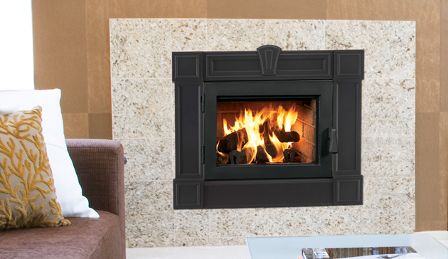 epa certified compact high efficiency wood burning superior fireplace