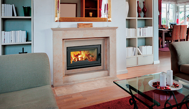 EPA Phase II Certified Clean Face Modern Wood Burning Superior ...