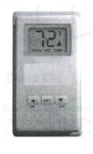Ws S Tstat Wall Thermostat On Off And Thermostatic Functions