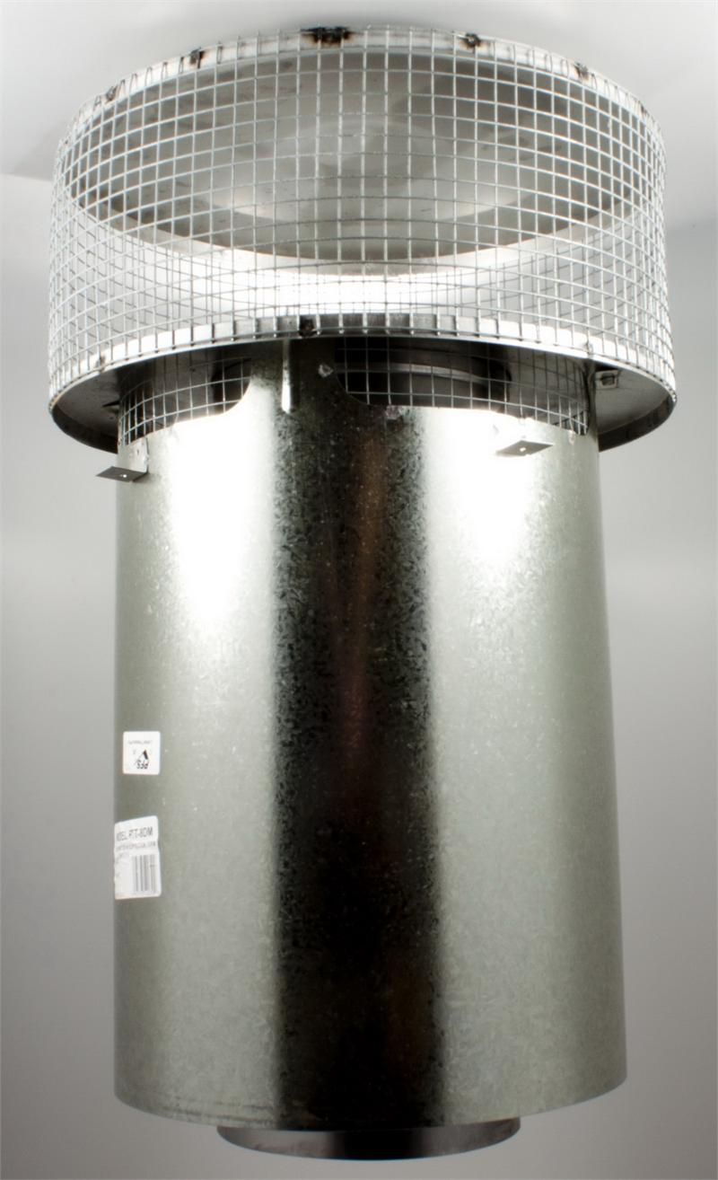 Rtt 8ht Round Top Termination With Mesh Screen And Slip