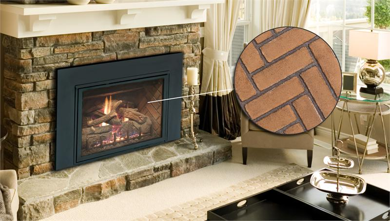 Rh Peterson Real Fyre Direct Vent 36 Quot Complete Fireplace
