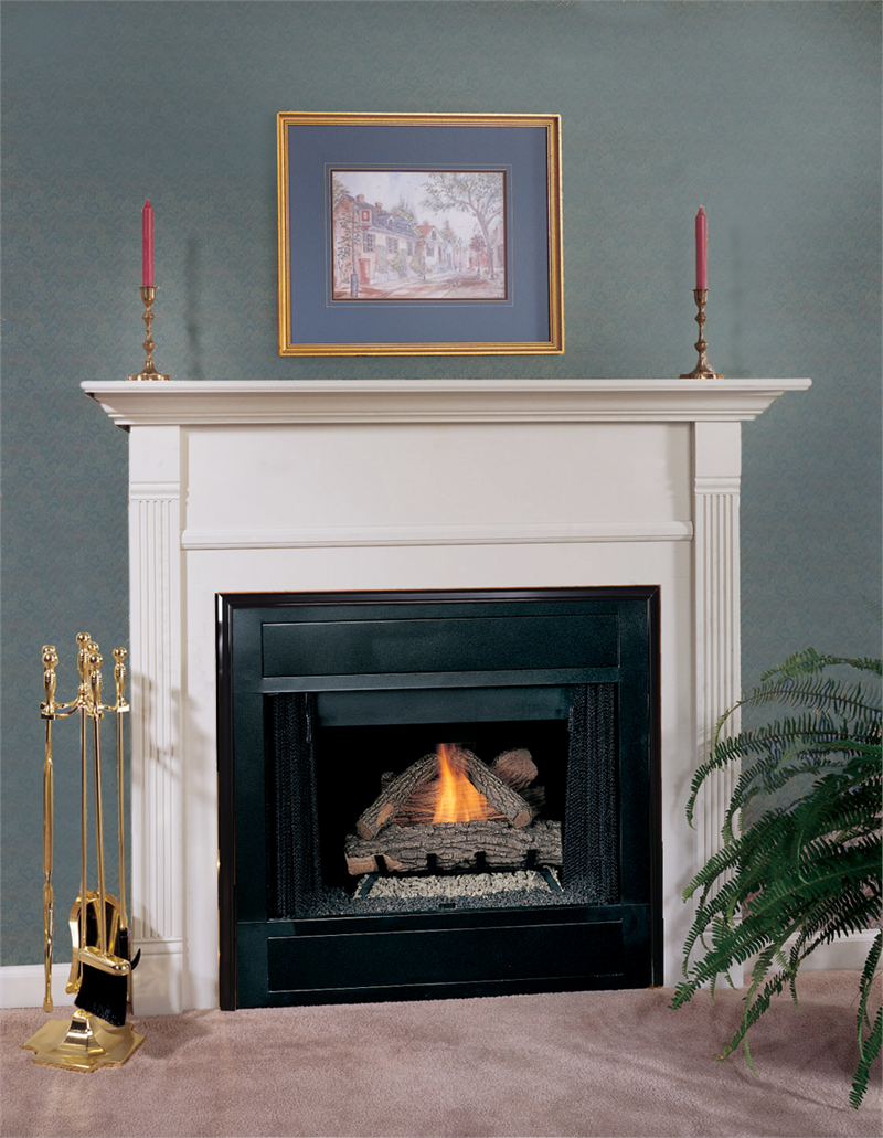 BCT2536 Merit Series B Vent Superior Fireplace IHP