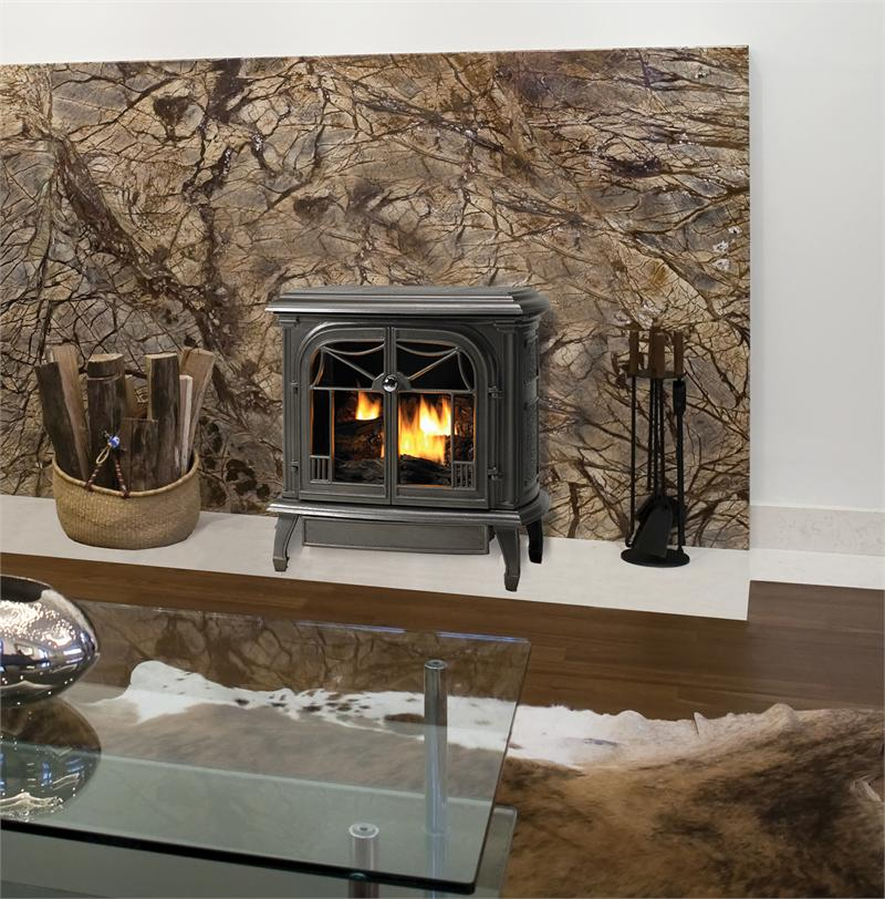Comfort Glow Propane Heater CIS Superior Cast Iron Stove Vent Free Gas Cast Iron Stove ...