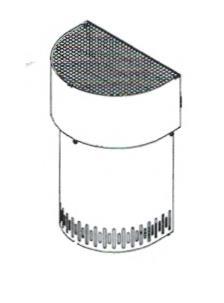 Termination Shroud Horizontal Kit Sv45htsk H5820
