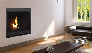 "Superior DRC2000 Value Series Contemporary Direct Vent 45"" Gas Fireplace"