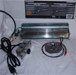 GA3650TB Thermostat Control Blower Fan GA3650TB