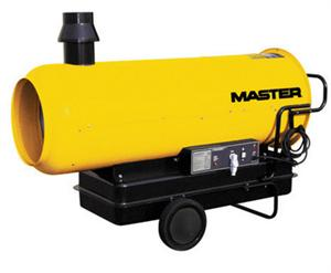 280IF Master Universal Kerosene Diesel Indirect Fired Forced Air Heater 280IF 280,000 Btu