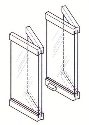 Bi Fold Glass Doors For Multi Sided Fireplaces Dc368st Dg368st