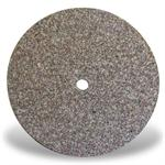 "Granite 23"" Table Inserts for Outdoor Firepit Tables Shown: Pebble"