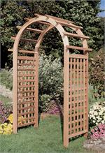 Rose Arbor, Arch Arbors, Pergola Arbor, English Arbor, Arbor Gate, Rustic Cedar Log Furniture