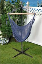 Hammock Island Rope Chair by Bliss Hammocks BHC-412BU