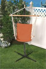 Metro Hammock Chair by Bliss Hammocks in Terracotta BHC-414TC
