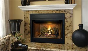 B-Vent Gas Fireplace System