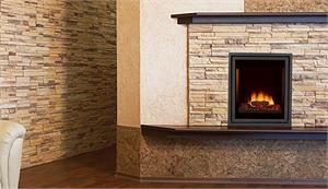 Electric Indoor Fireplace System