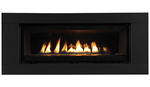 Surround Kits DRL3000 Series Direct Vent Superior Fireplace in Black Satin