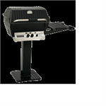"BroilMaster H3X Deluxe Gas Grill Head Package with 26"" Patio Post with Base H3PK3N"