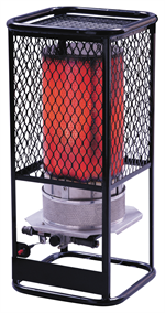 HeatStar Radiant Portable Heater LP Propane Natural Gas Heaters