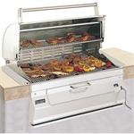 FireMagic Charcoal Legacy Built In Grills 14S101CA