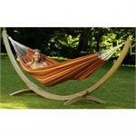 A4070 Olymp Wood Hammock Stand Byer of Maine A4070 Hammock Sold Separately