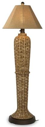 Outdoor Patio South Pacific Floor Lamp 45943