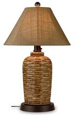 Outdoor Patio South Pacific Table Lamp 45933