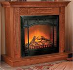 Indoor Electric Fireplace Hearth