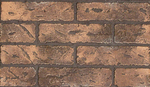 Buff Rustic Ceramic Brick Liner Kit