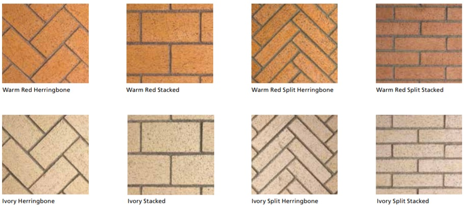 Mosaic Masonry Liner Options